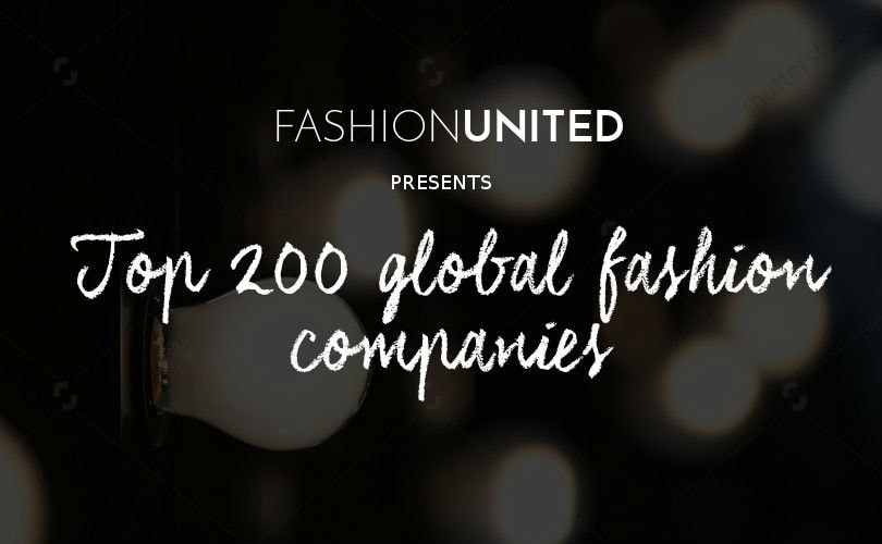 FashionUnited launches Global Top 200 Fashion Companies