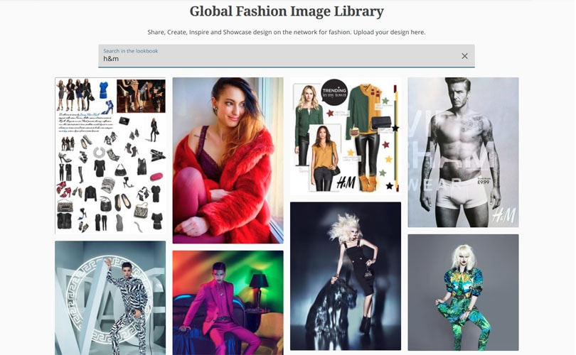 FashionUnited makes Global Image Library more efficient with AI